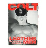 Cal Exotics Colt Leather Men Playing Cards