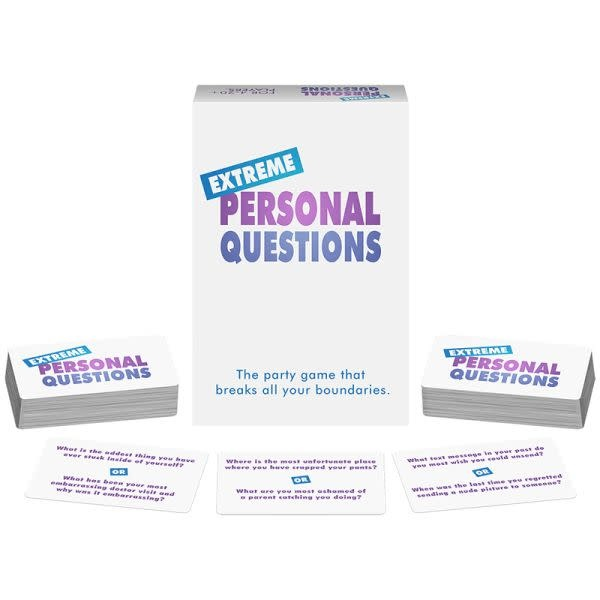Kheper Games Extreme Personal Questions Game