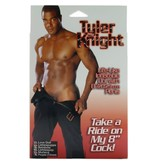 """Cal Exotics Tyler Knight Love Doll with 8"""" Penis"""