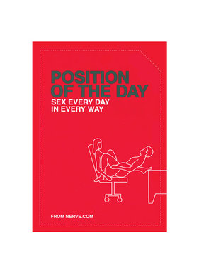 Position of the Day: Sex Every Day in Every Way Book