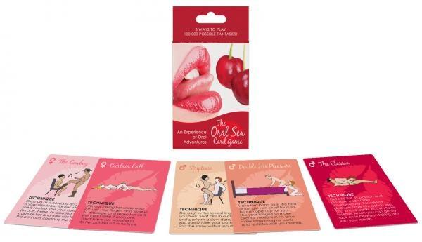 Kheper Games Oral Sex Card Game