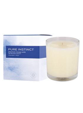 Classic Erotica Pure Instinct Pheromone Massage Candle