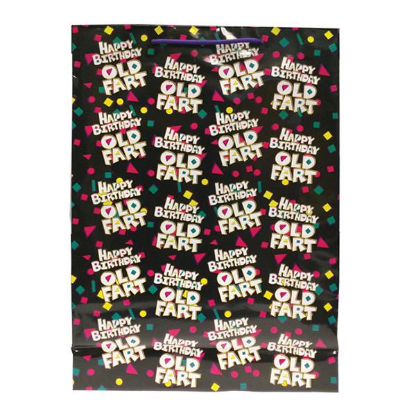 Kalan LP (Gift Bag) Happy Birthday Old Fart