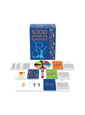 Kheper Games 1000 Drinking Games