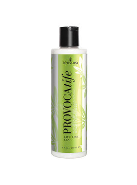 Sensuva Provocatife Hemp Oil Shave Cream w/ Pheromones 8 oz