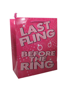 Kalan LP (Gift Bag) Last Fling Before the Ring