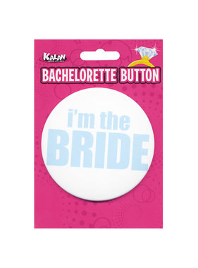Kalan LP Bachelorette Button: I'm the Bride