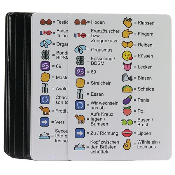 Kheper Games The Sex Emoji Card Game
