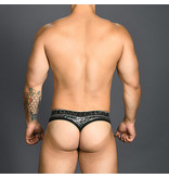 Andrew Christian Menswear Andrew Christian Disco Animal Thong w/ Almost Naked