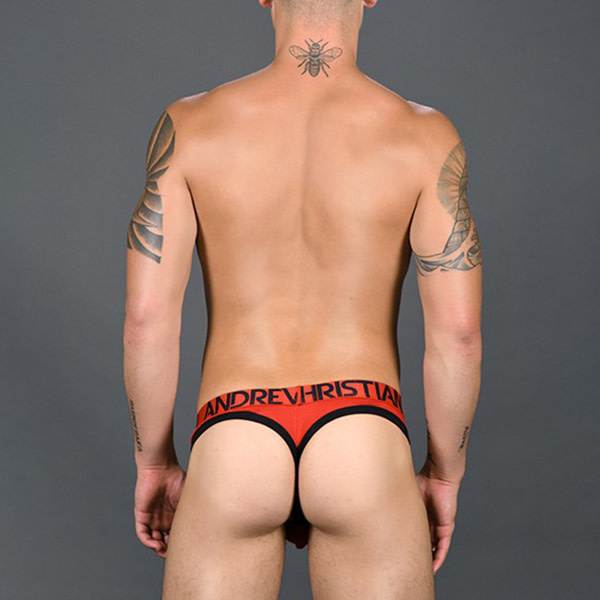 Andrew Christian Menswear Andrew Christian Almost Naked Premium Thong