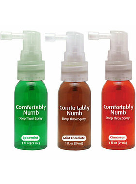 Pipedream Products Comfortably Numb Deep Throat Spray
