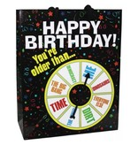 (Gift Bag) Happy Birthday You Are Older Than...