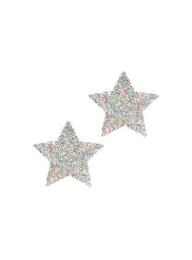 Neva Nude Unicorn Tears Sequin Starry Nights Pasties