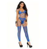 Elegant Moments Lingerie Elegant Moments Cool, Calm and Collected Bodystocking (One Size)