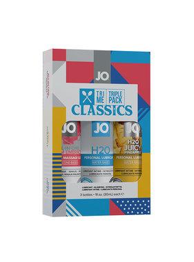 System JO System JO Tri-Me Triple Pack Lubricants: Classics