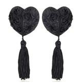 Premium Products Premium Tassel Nipple Pasties Rose Hearts
