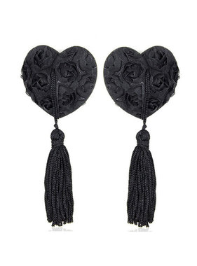 Premium Products Premium Products Premium Tassle Nipple Pasties Rose Hearts