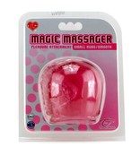Topco Sales Magic Massager Small Nubs Smooth Attachment