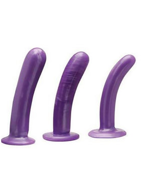 Tantus Tantus Silk Silicone Purple Dildo