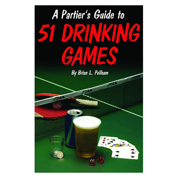 Kheper Games A Partier's Guide to 51 Drinking Games