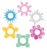 Doc Johnson Toys Tower of Power Cock Ring Set
