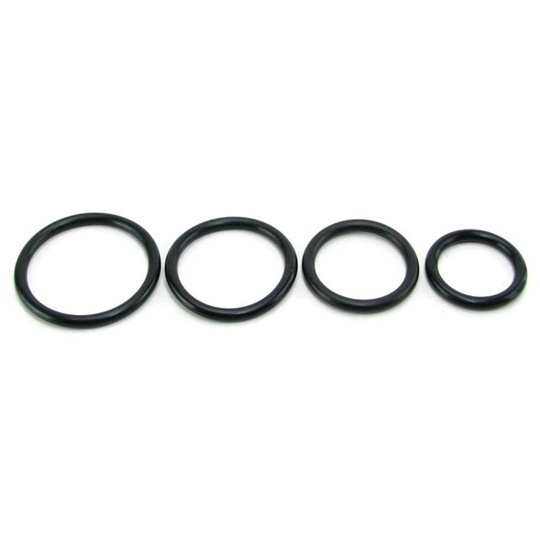 Sportsheets Rubber O-Ring 4 Pack