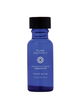 Classic Erotica Pure Instinct Unisex Pheromone Fragrance Oil True Blue 0.5 oz