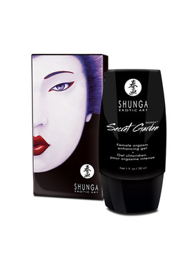 Shunga Shunga Secret Garden Female Orgasm Enhancing Cream
