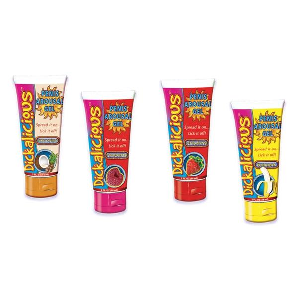 Hott Products Dickalicious Penis Arousal Gel 2 oz