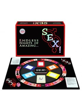 Kheper Games Sex! Couple's Board Game