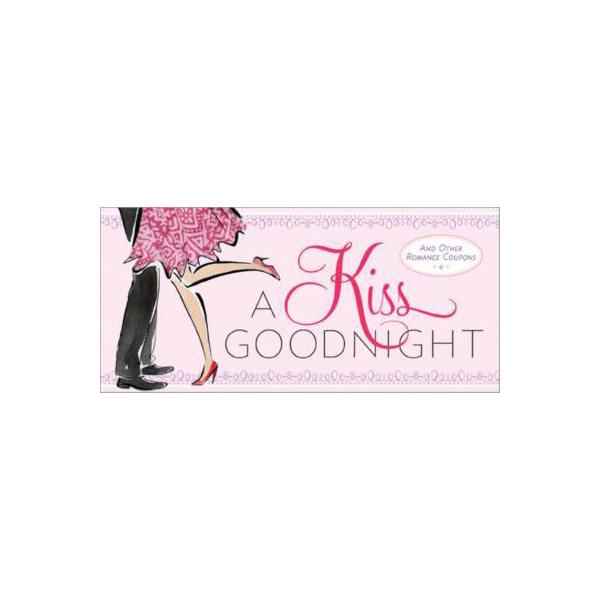 A Kiss Goodnight Coupon Book