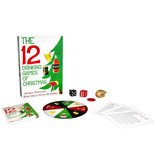 Kheper Games The 12 Drinking Games of Christmas