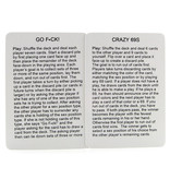 Kheper Games Go F*ck Card Game