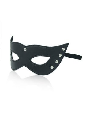 Premium Products Cat Eye Leather Mask