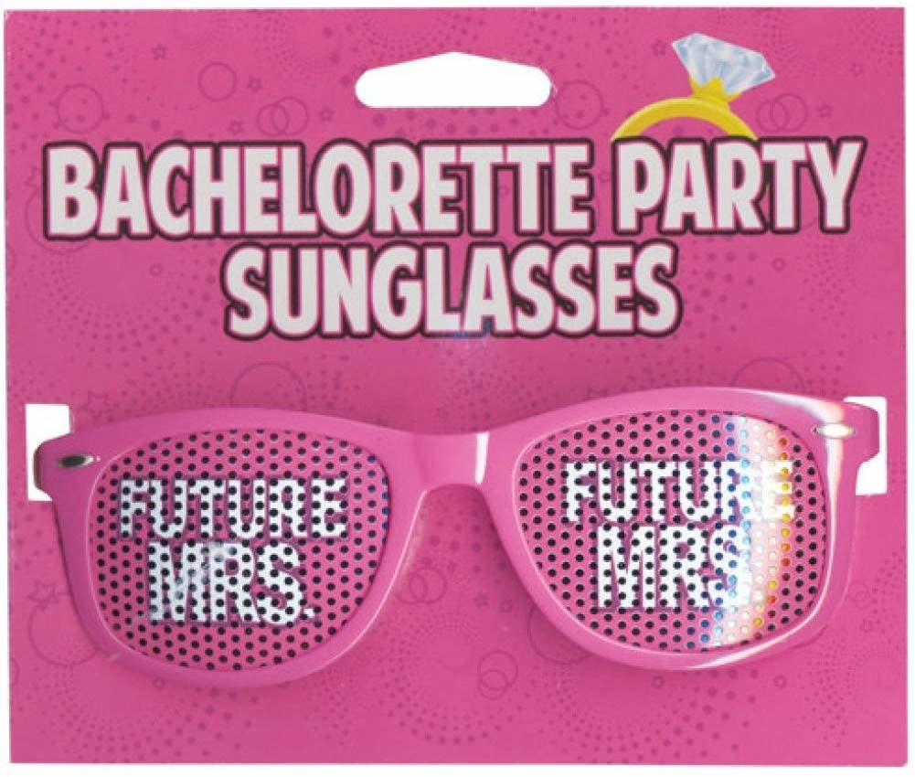 Bachelorette Party Sunglasses - Future Mrs.