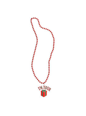 Forum Novelties I'm Your Gift Necklace