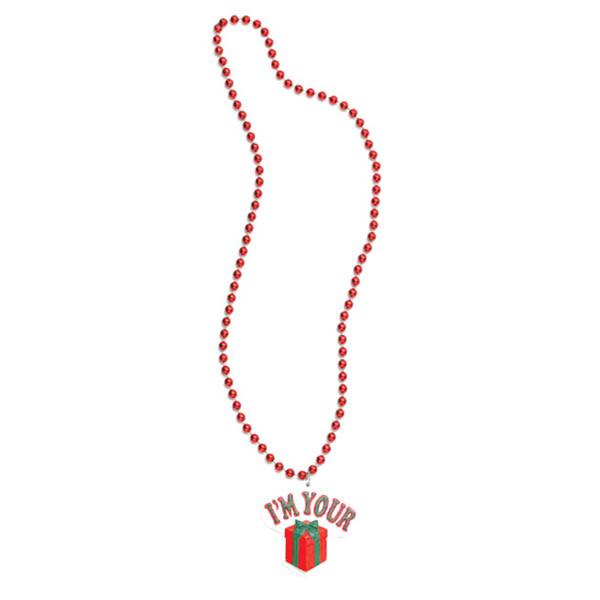 Forum Novelties I'm Your Gift Necklace