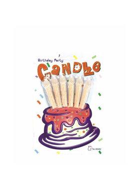 BMS Enterprises Birthday Party Pecker Candles
