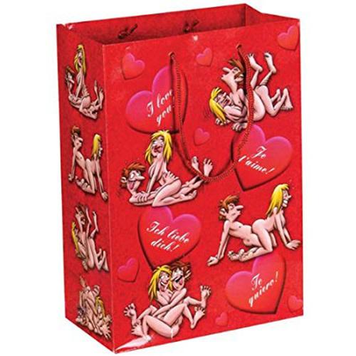 Ozze Creations (Gift Bag) I Love You Sex