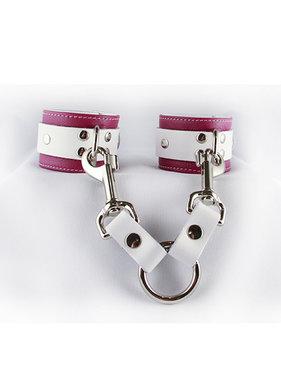 Aslan Leather Inc. Aslan Pink Candy Wrist Cuffs