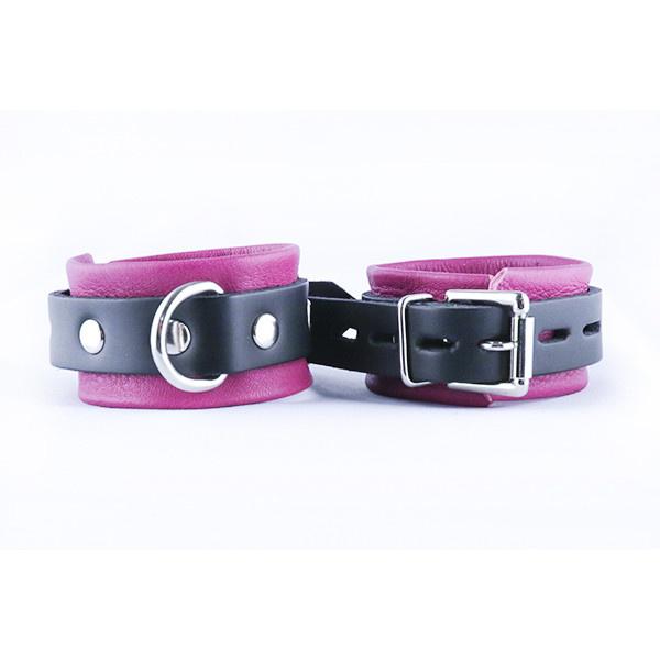 Aslan Leather Inc. Aslan Nicki Wrist Cuffs