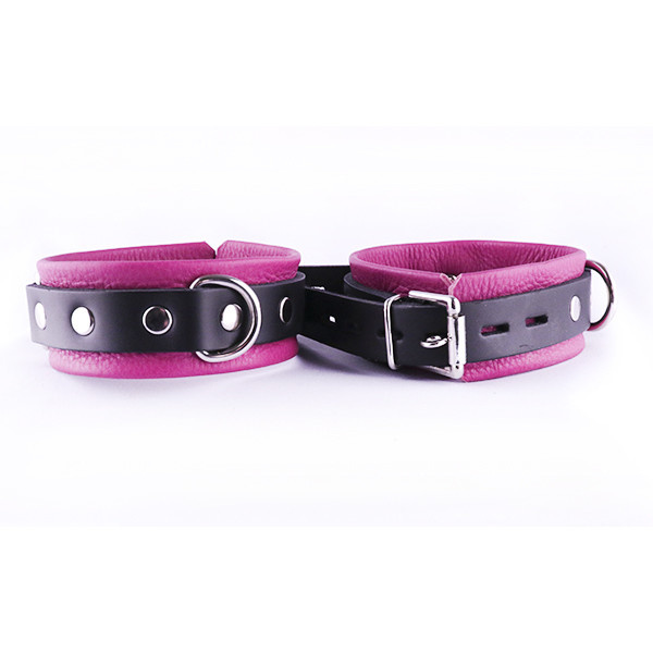 Aslan Leather Inc. Aslan Nicki Ankle Cuffs