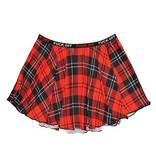 Fantasy Lingerie Fantasy Lingerie Vibes FUCK OFF Plaid Skirt