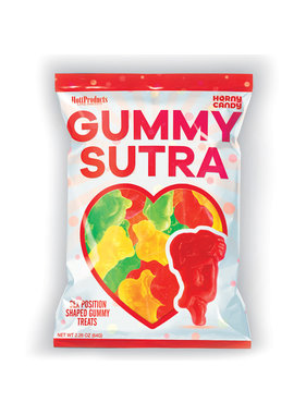 Hott Products Gummy Sutra Sex Position Gummies (Asst. Flavors)