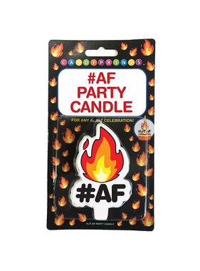 Little Genie #LITAF Party Candle
