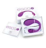 OhMiBod OhMiBod Esca 2 Interactive Bluetooth Internal Vibe
