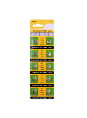 Premium Products Batteries: LR41 (10 pk)
