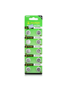 Premium Products Batteries: AG10 / LR1130 (10 pk)