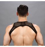 Andrew Christian Menswear FUKR Buckle Net Harness (One Size)