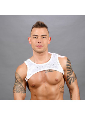 Andrew Christian Menswear MASSIVE Snow Ring Harness